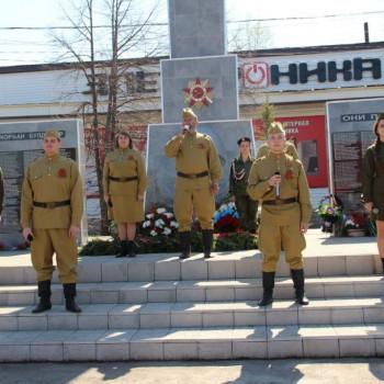 Мероприятия, посвященные 76-летию Победы